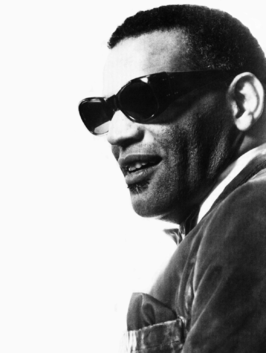 Ray Charles in 1973