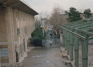 Razi High School