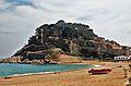 Recinte emmurallat i Castell de Tossa (Tossa de Mar) - 2.jpg