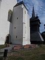 Reformed church and bell tower, 2017 Nyírbátor.jpg