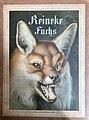 Reineke Fuchs German Book Flemming eds 1881 1st ed.jpg