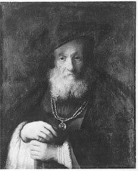 Rembrandt (Harmensz. van Rijn) (Kopie nach) - Bildnis eines alten Mannes - 1241 - Bavarian State Painting Collections.jpg
