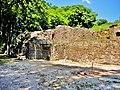 Rempart Sud de l'ancien château de Nozeroy. é015-06-06.JPG