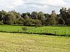 Terrein waarin resten van het Kasteel Meinerswijk