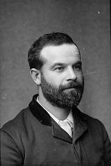 Revd David Daniel Walters (Gwallter Ddu, 1862-1934)(Cong)