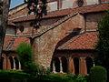 Revello, Abbazia di Santa Maria di Staffarda - Cloister 006.JPG