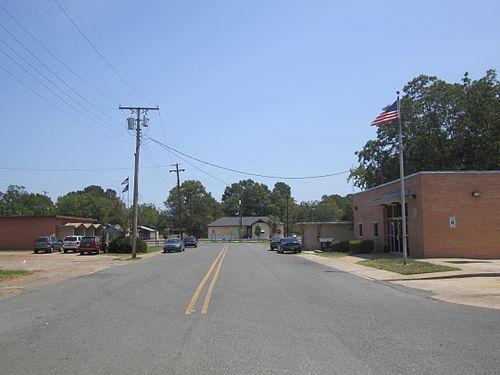 Cotton Valley mailbbox