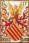 Rey de Aragón, Libro da Nobreza e Perfeiçao das Armas.jpg