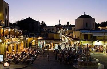 Rhodes town square.jpg