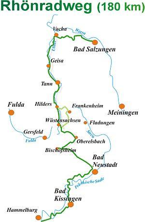 Saale Radweg Karte Pdf.Rhonradweg Wikipedia