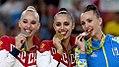 Rhythmic Gymnastics Podium Rio 2016.jpg