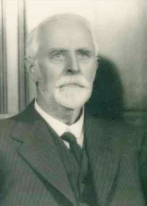 Richard Sanders Rogers - Richard Sanders Rogers (in 1932)