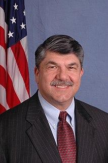 Richard Trumka American labor leader