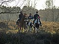 Riders near Chase Corner Car Park - geograph.org.uk - 1106903.jpg