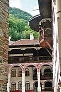 Rilski manastir i planina