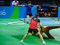 Rio 2016 - Women's table tennis quarter finals (29303543636).jpg