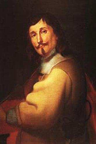 Giacomo Torelli - Giacomo Torelli's portrait.