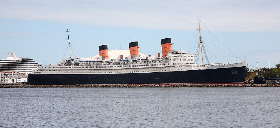 Rms queen mary 2008