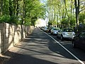 Road between Shepherd's Hill and Highgate tube station - geograph.org.uk - 1296366.jpg