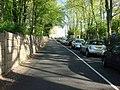 Road between Shepherd's Hill and Highgate tube station - geograph.org.uk - 1296366.jpg