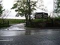 Road into Greenoakhill Quarry - geograph.org.uk - 1279046.jpg