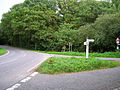 Road junction, Ditchling Common - geograph.org.uk - 57213.jpg