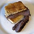 Roast beef toasted sandwich - photo 1.jpg