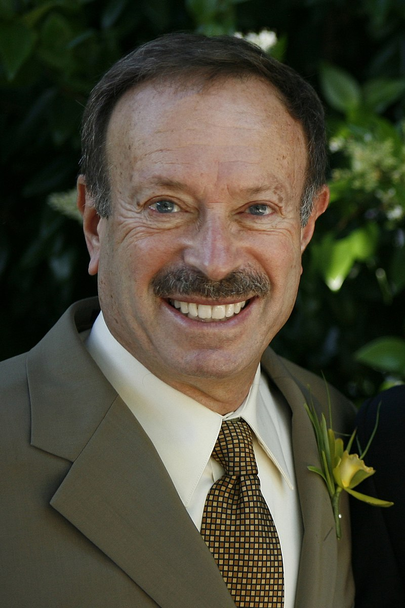 Robert Gnaizda in Marin County, California in June 2007