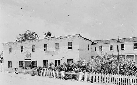 Robert Louis Stevenson House, 530 Houston Street, Monterey (Monterey County, California)