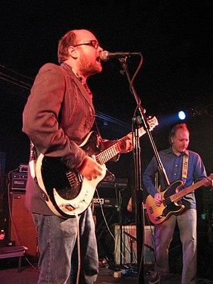 Robert Schneider - Schneider performing at The Black Cat nightclub on October 20, 2006