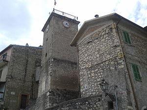 Rocca di Botte - Old town