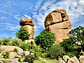 Rock Formations near Vittala Temple.jpg