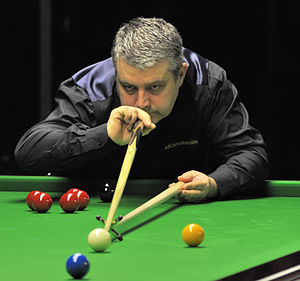Rod Lawler - Rod Lawler at 2014 German Masters