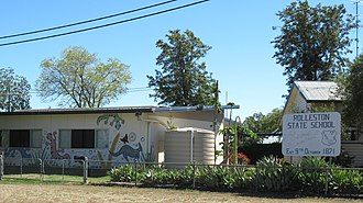 Rolleston, Queensland - Image: Rolleston State School, Queensland