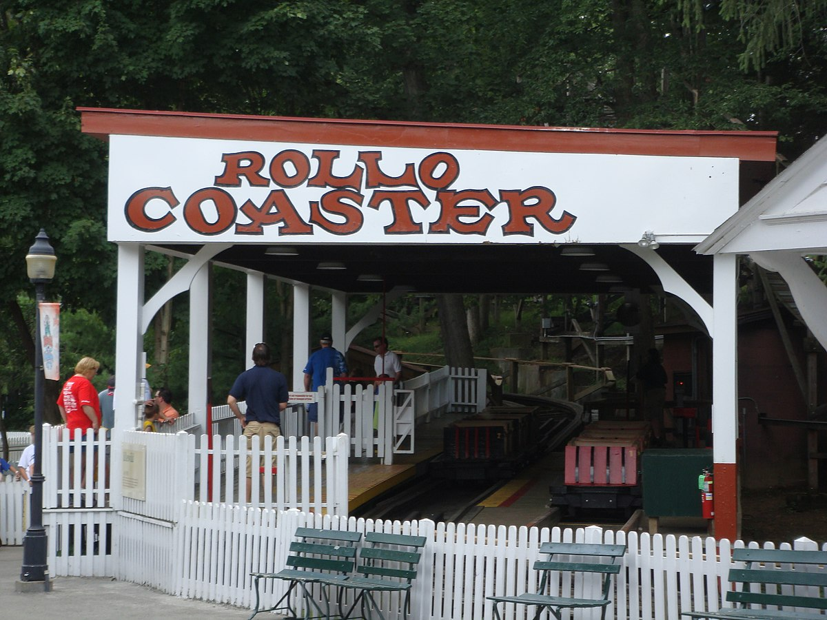 Rollo Coaster Wikipedia