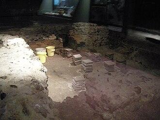 Durovernum Cantiacorum - Image: Roman Museum 128