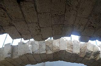 Mausoleum of Danyal - Image: Roman bridge in Danyal's tomb