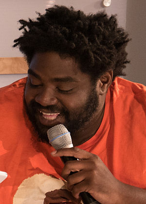 Ron Funches - Funches in March 2015.