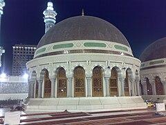 Roof of Masjid al-Haram 02
