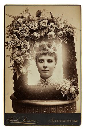Rosalie Sjöman - Rosalie Sjöman: Alma, c.1880