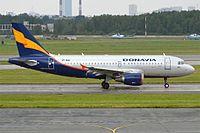 VP-BQK - A319 - Rossiya