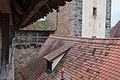 Rothenburg ob der Tauber, Stadtbefestigung, Spitalgasse 55, Stadtmauer -20151230-001.jpg