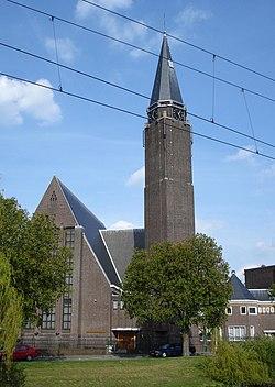 Rotterdam hillevliet kerk.jpg