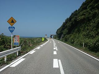 Japan National Route 345