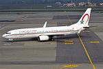 Royal Air Maroc, CN-RGK, Boeing 737-8B6 (26582098345).jpg