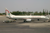CN-ROC - B737 - Royal Air Maroc