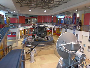 Royal Malaysian Navy Museum - Royal Malaysian Navy Museum exhibition hall