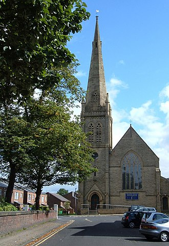 Royton - The Parish Church of St Paul, Royton is in the Anglican Diocese of Manchester.