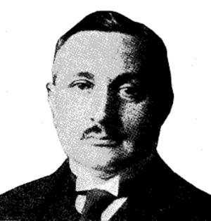 Rudolf Ramek - Ramek in 1924