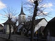 Rueeggisberg BE Kirche